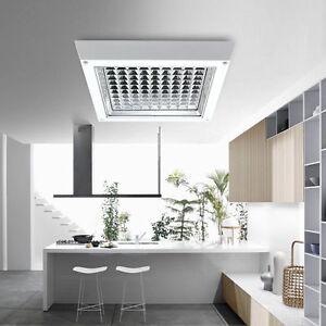 8w 12w led deckenlampen moderne wandleuchte deckenleuchte f r k chen badezimmer ebay. Black Bedroom Furniture Sets. Home Design Ideas
