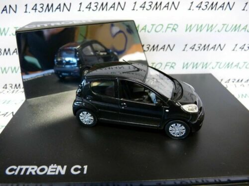 CEN14G Auto 1//43 Norev Citroën C1 Grau Verspürte 5 P