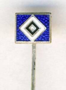 Old Hamburger Sv Pin Badge Football Soccer Club Fussball Hsv Hamburg Germany Ebay