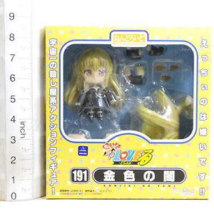 A5862-Giappone-Anime-Figura-Gsc-Nendoroid-191-Motto-To-Love-Ru-Konjiki-No-Yami