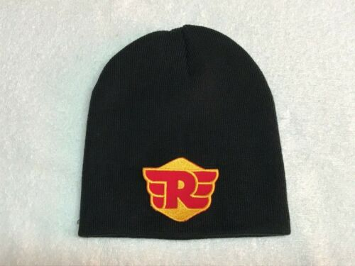 Various Woolly Turn Up// Beanies// Bobble Hats Royal Enfield Motorcyles Modern