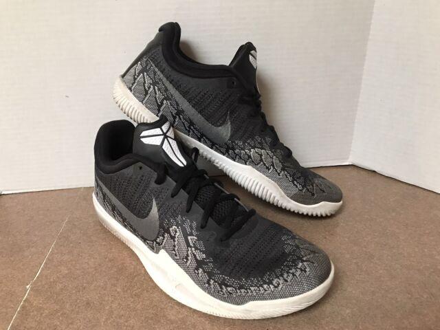 Size 10 - Nike Mamba Rage Anthracite