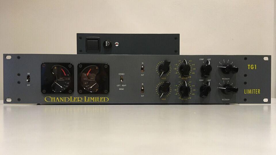 Kompressor/Limiter, Chandler Limited TG1