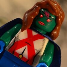 YJ Custom made for LEGO blocks Young Justice MISS MARTIAN USA DC Superheroes