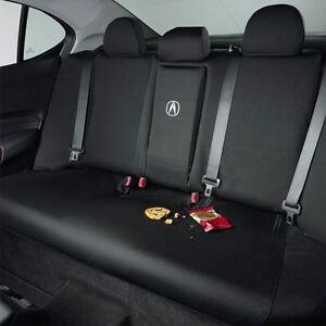 Genuine OEM 2015 2018 Acura TLX Rear Seat Covers