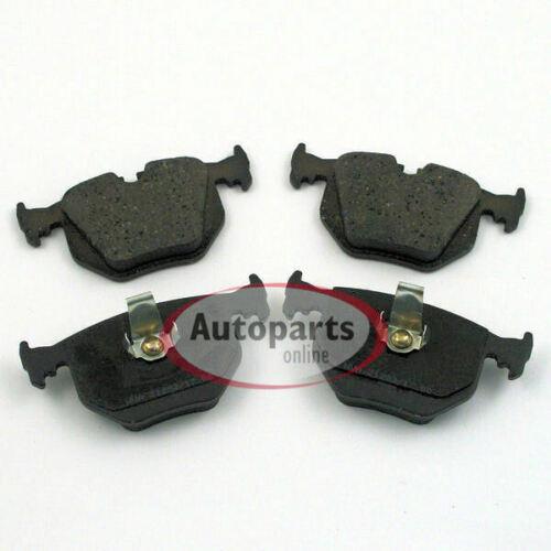 Bremsscheiben Bremsbeläge Handbremse 4 Bremsschläuche vorne hinten Bmw 7er E38