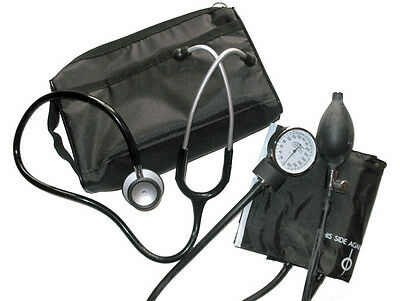 ADC PROFESSIONAL BLOOD PRESSURE KIT WITH STETHOSCOPE 728-609-11ABKCRH CUFF