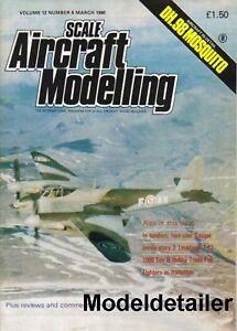 Scale-Aircraft-Modelling-12-6-DH-98-Mosquito-Grumman-F9F-8T-Cougar-Iwo-Jima-P-51