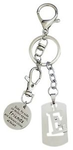 AM Landen Super Cute Letter B Key chain Best Gift Keychain to Your Love