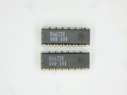 "BA6251  /""Original/"" ROHM Darlington Transistor Array 16P DIP IC  2  pcs"