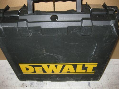 Dewalt MEDIUM Case Box DC825 DC820 DCD795 DCF886 DC725 DC988 bundle STAINED