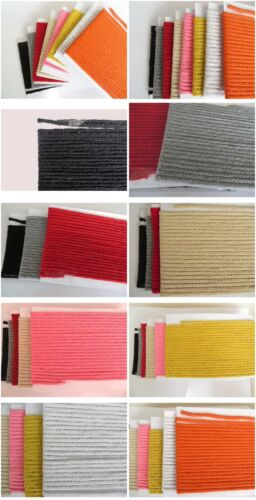 5mm Round braided cotton sash cord craft rope choose colour and length