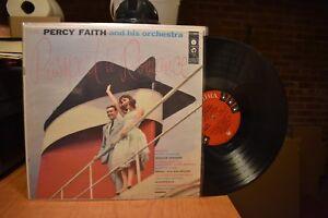 Percy-Faith-Passport-to-Romance-LP-Columbia-6-eye-CL-880-Mono