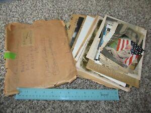 Dwight-Eisenhower-Funeral-Handwritten-Notes-TV-Transcripts-Ephemera