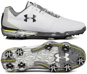 Under-Armour-UA-Match-Play-Golf-Shoes-UK7-OR-UK7-5-E-Wide-Fit-RRP-130