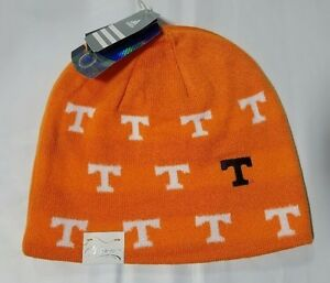 e9de686b412 Image is loading Tennessee-Volunteers-Knit-Beanie-Toque-Winter-Hat-skull-