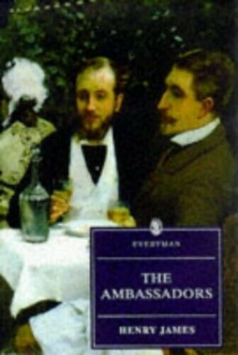 The Ambassadors (Everyman's Library) (Everyman Pape... by James, Henry Paperback
