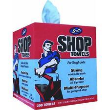 Scott'S Shop Towels 11  X 10.4  200 Count Blue