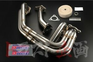 612141129 TOMEI Expreme Exhaust Manifold Equal-Length for Single Scroll GC8 EJ20