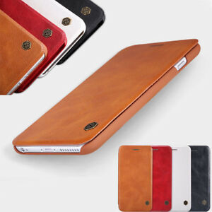 free shipping 13af3 07f9d Details about NILLKIN Wallet Case For iPhone XS MAX XR X 6S/7/8+ Leather  Flip Card Slot Cover