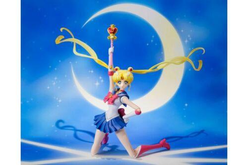 SH S.H Figuarts Sailor Moon Sailor Moon Crystal Version Bandai Japan New