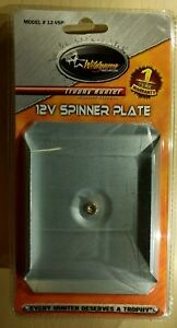 Wildgame-Innovations-Deer-Corn-Feeder-12V-Spinner-Plate