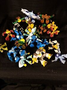 GORMITI-Giochi-Preziosi-Mixed-Lot-20-Figures-Vintage-PVC-TOY-Monster