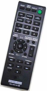 Sistema-de-altavoz-de-audio-personal-remoto-de-reemplazo-para-Sony-RM-AMU187-GTK-N1BT