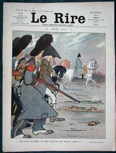 Satirical-Christmas-Cartoons-1908-French-Humor-Magazine-034-Le-Rire-034