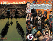 THE WALKING DEAD #164 A & B SET VARIANT TRIBUTE IMAGE KIRKMAN ADLARD & STEWART