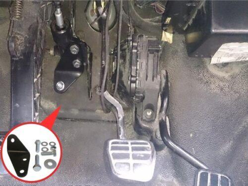 VW TRANSPORTER T4 Bus Kasten Kupplung Pedal Kupplungspedal Reparatursatz Halter