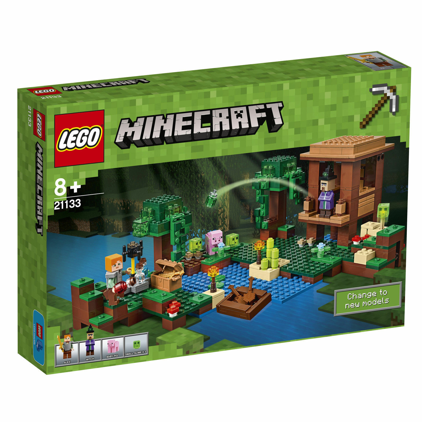 LEGO Minecraft - Das Hexenhaus 21133 - NEU & OVP