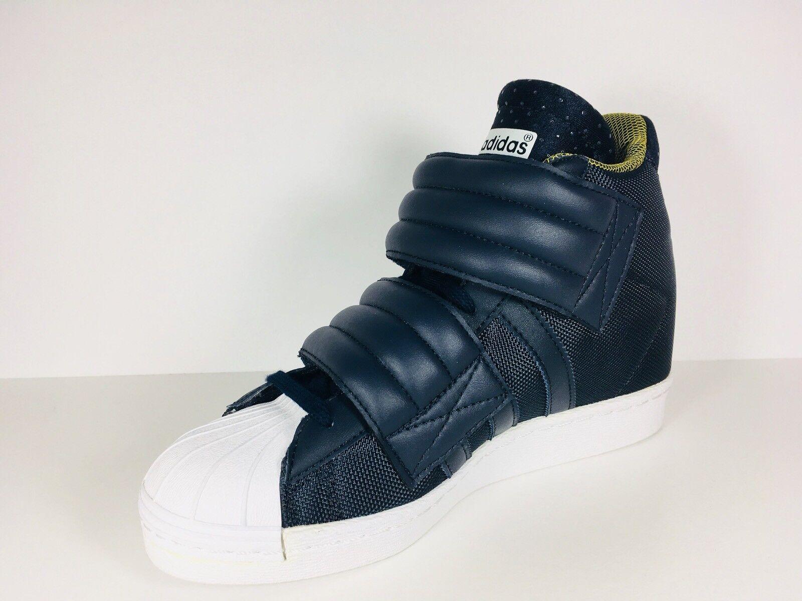 Adidas superstar zwei riemen dunkelblau frauen # s82794 us us us - größe 6 8d0756