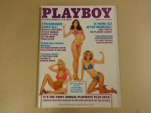 ENGLISH-MAGAZINE-PLAYBOY-MARCH-1983