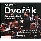 Antonin Dvorak - Dvorák: Symphony No. 6; 2 Slavonic Dances (2016)