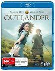 Outlander : Season 1 : Part 1 (Blu-ray, 2015, 2-Disc Set)