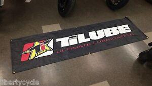 TiLUBE 7 x 2 ft. Vinyl Banner (045D00)KH