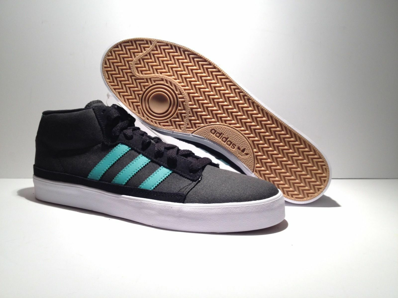 Adidas Originals Rayado Mid Men's Skate Shoes size 10 best-selling model of the brand