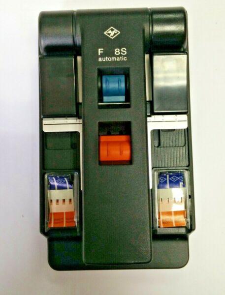 Agfa Super 8 Incollatrice A Nastro Adesivo Per Pellicole Usato Ottimo Stato F8s