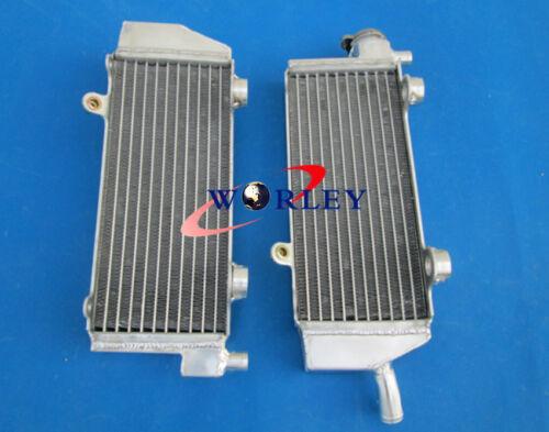 Aluminum Radiator KTM 250//450//505 SX-F// SXF 2007 2008 2009 2010 2011 07 08 11 10