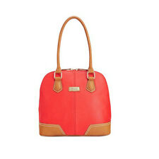 Marc Fisher Park Ave Dome Satchel RED - HB02