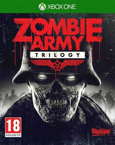 Zombie-ARMY-TRILOGY-Xbox-Eccellente-1st-One-Class-consegna
