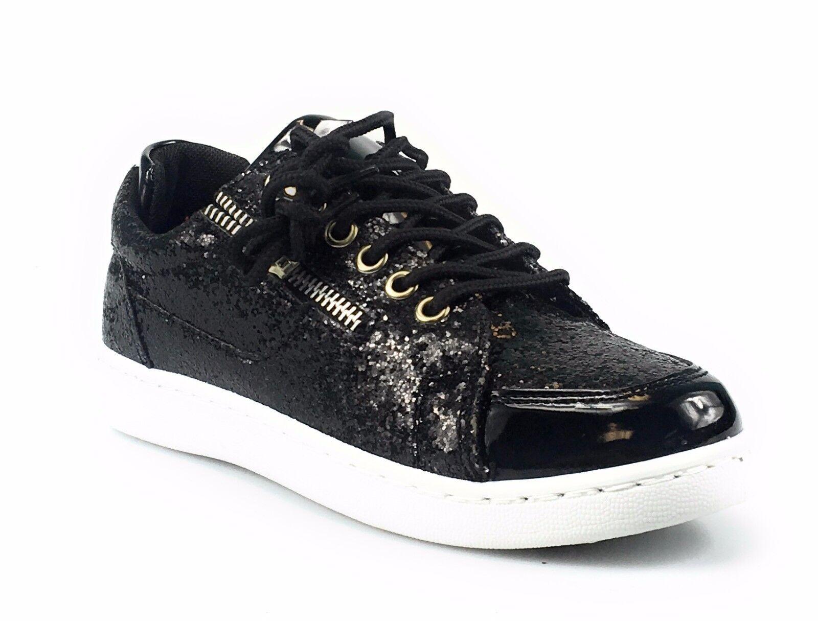 Womens Comfort Lightweight Sneaker Sequin Glitter Design Forever Link Ultra-49
