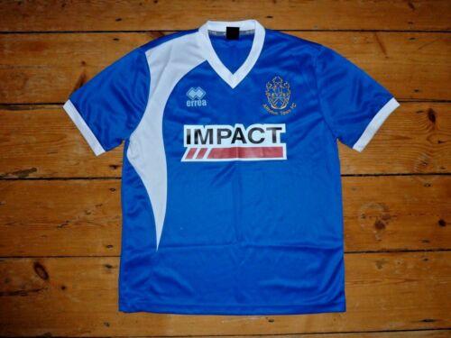 small  ALFERTON TOWN Football Shirt Jersey Soccer Maglia Maillott Trikot