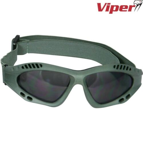 VIPER Special Ops Occhiali Tactical Occhiali Sportivi imbottito Paintball Airsoft