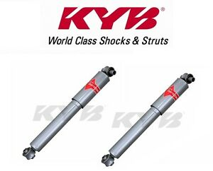 Pair Set of 2 Front KYB Gas-a-just Shock Absorbers For Cadillac Escalade Chevrolet Silverado GMC Yukon