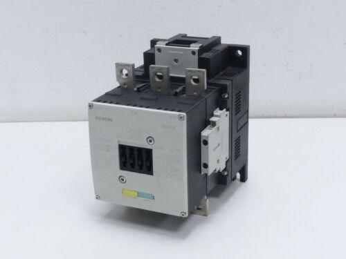 Siemens Sirius 3R 3RT1065-6AP36 Schütz Contactor 132kw 400V  Top Zustand