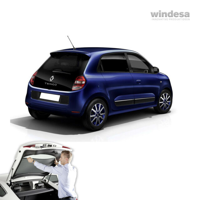 Renault Twiingo III Typ AH  5-door 2014-CAR SUN SHADE BLIND SCREEN