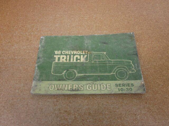 1966 Chevrolet Chevy Pickup Truck C  K K10 K20 C10 10