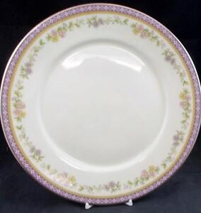 Lenox-China-AMETHYST-Dinner-Plate-GREAT-CONDITION